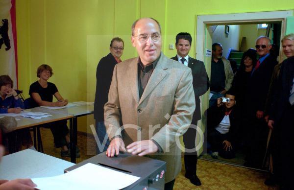 Bundestagswahl 2005: G. GYSI