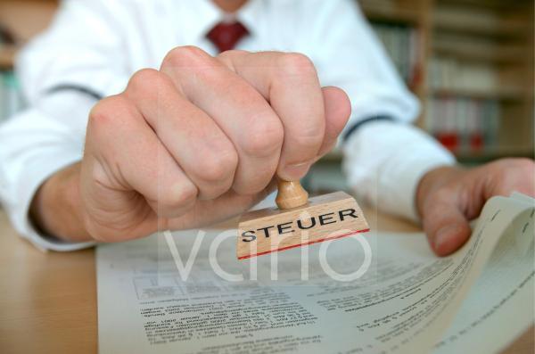 Stempel Steuer