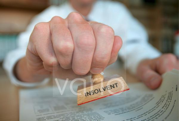 Stempel insolvent