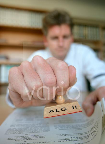 Stempel ALG II