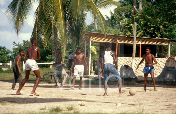 Fussball Jamaika