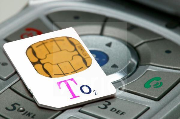 Sim-Karte T-Mobile und O2
