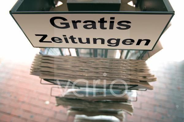 Symbol: Gratis-Zeitungen