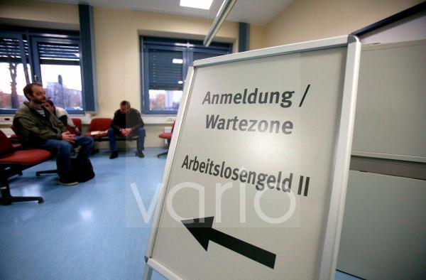 Agentur fuer Arbeit, Merseburg