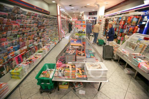 Zeitschriftenladen