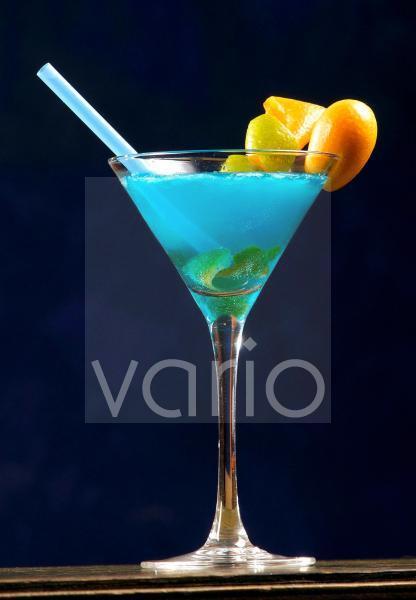 Cocktail BLUE WORLD