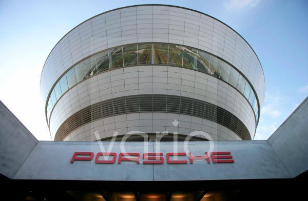 Porsche Werk Leipzig