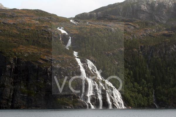 Wasserfall bei Kolbotn