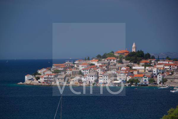Insel Primosten, Dalmatien, Kroatien