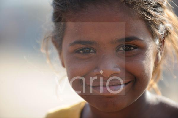 Traditional indian girl