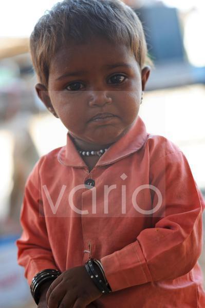 Lovely indian kid