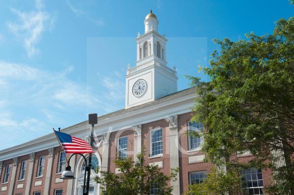 Rathaus, City Hall, Church Street, Burlington, Vermont, Neuengland, USA, Nordamerika, Amerika