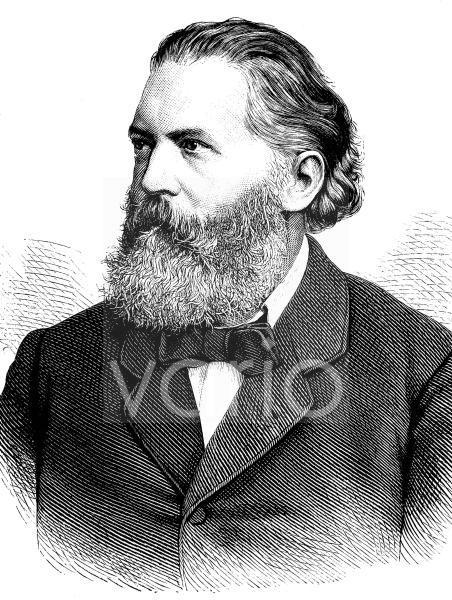 Karl Reinthaler, Pädagoge, 1794 - 1863, deutscher Pädagoge, historischer Stich, ca. 1889