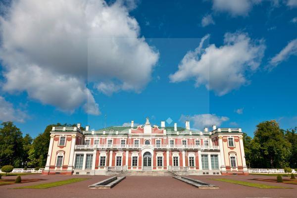 Katharinenpalast, Kadriorg, Katharinental, Tallinn, Estland, Baltikum, Nordeuropa