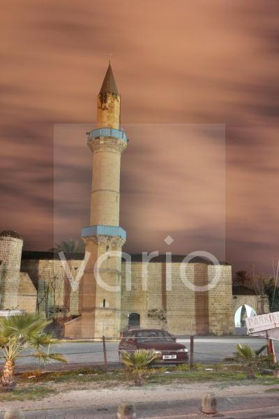 Omeriye Moschee, griechischer Teil Nicosia, Nikosia, Zypern, Europa