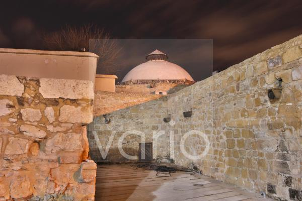 Omeriye Hamam, türkisches Bad in Nicosia, Nikosia, Zypern, Europa