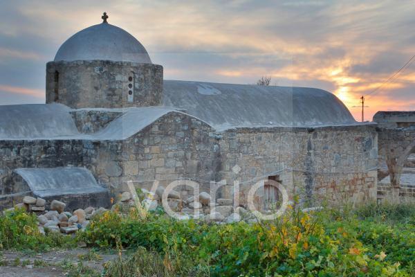 Panagia Odigitria Kirche, Kouklia, Südzypern, Zypern, Griechenland, Europa