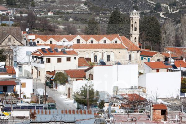 Kloster Stavros in Omodos, Zypern, Griechenland, Europa