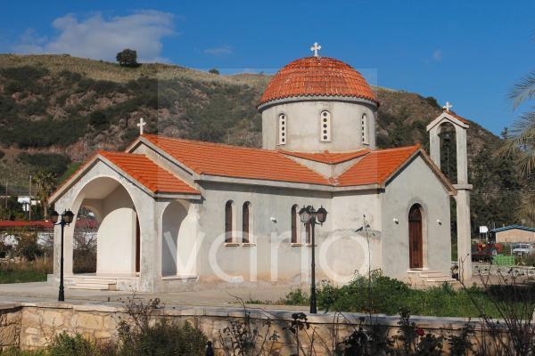 Kirche in Fasoula nahe Pafos, Zypern, Griechenland, Europa
