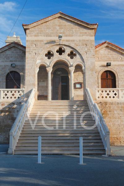 Panayia Theoskepasti Kirche in Pafos, Zypern, Griechenland, Europa