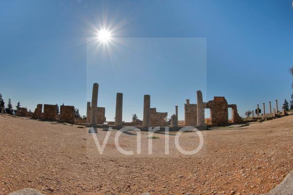Heiligtum des Apollo Ylatis, Kourion, Zypern, Griechenland, Europa