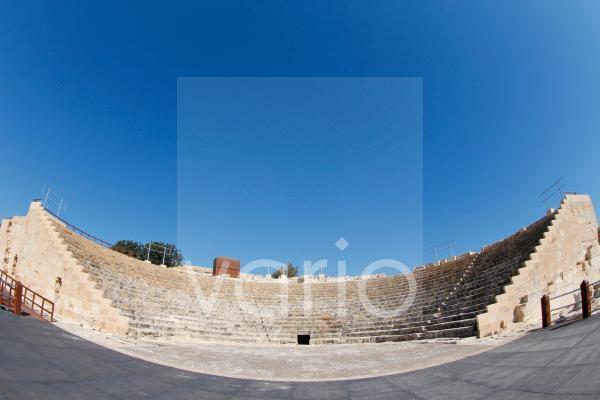 Theater von Kourion, Zypern, Griechenland, Europa