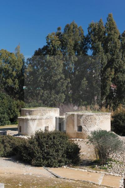 Choirokoitia, archäologische Ausgrabungen, Zypern, Griechenland, Europa
