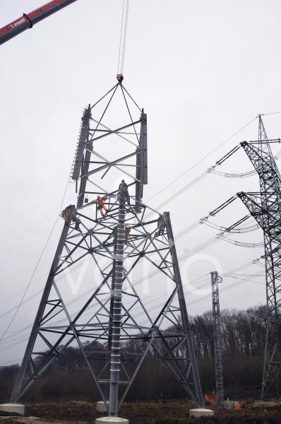 RWE Strommasten