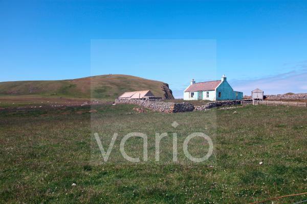 Croft, Fair Isle, Shetland, Scotland, United Kingdom, Europe