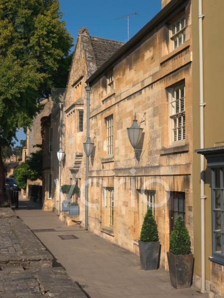 High Street, Chipping Campden, Gloucestershire, The Cotswolds, England, United Kingdom, Europe