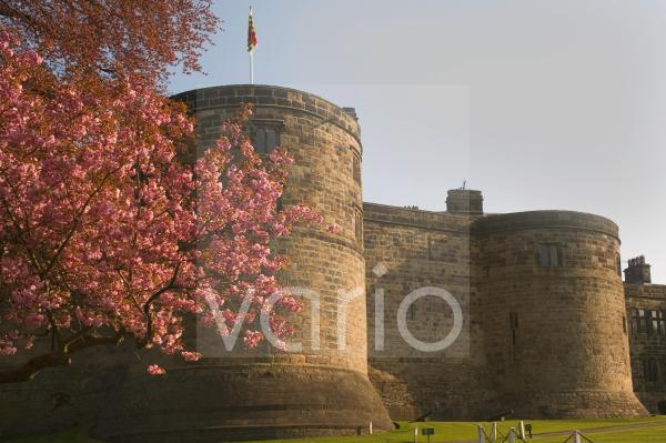 Skipton Castle, Yorkshire, England, United Kingdom, Europe