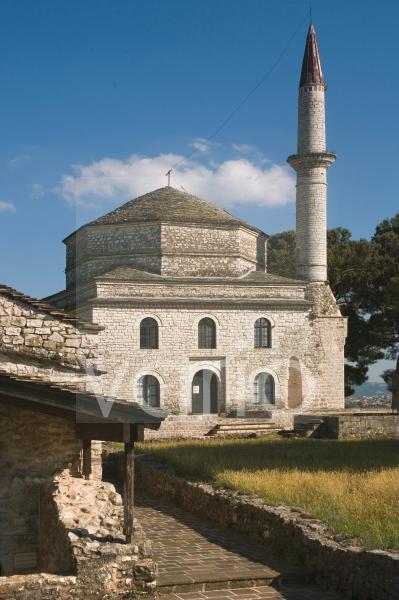 Fetiyie mosque, Kastro, Ioannina, Epiros, Greece, Europe