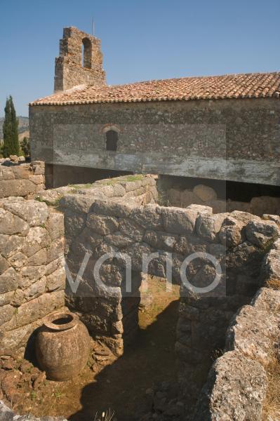 Oracle of the Dead, Nekromanteion, Epirus, Greece, Europe
