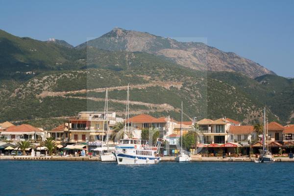 Nidri, Lefkada, Ionian islands, Greek Islands, Greece, Europe