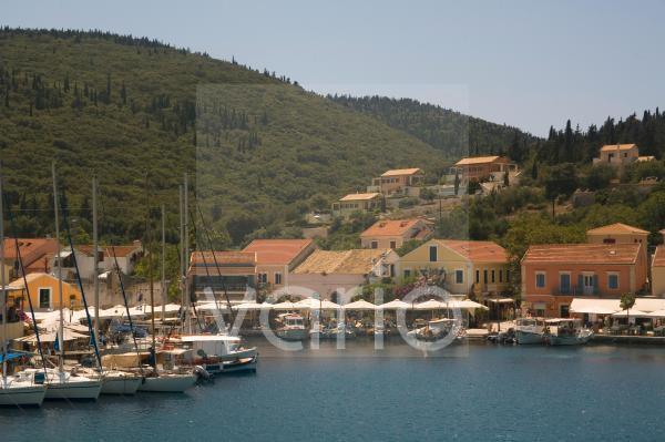 Fiscardo, Kefalonia, Ionian Islands, Greek Islands, Greece, Europe