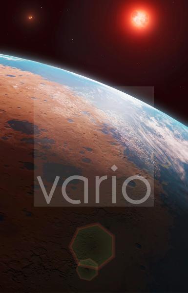 Water on Proxima Centauri b