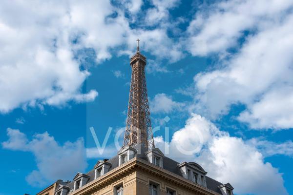Eiffelturm, Paris, Île-de-France, Frankreich, Europa
