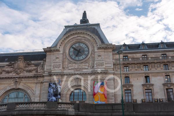 Musée d´Orsay, Paris, Region Île-de-France, Frankreich, Europa