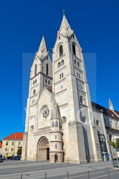 Der Dom von Wiener Neustadt