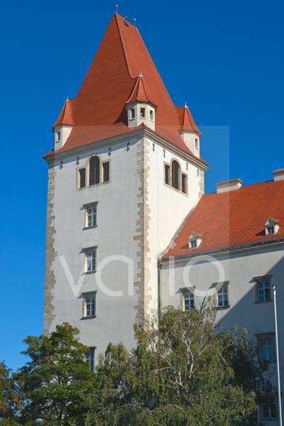 Die Burg von Wiener Neustadt