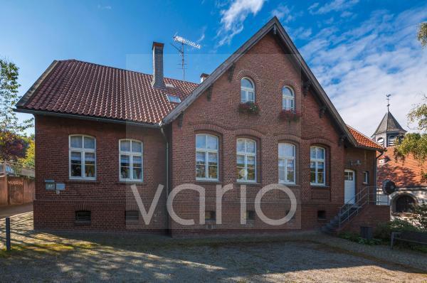 Museum Abtskueche, Heimatmuseum, ehemals Landschule, Heiligenhaus, Bergisches Land, Niederbergisches Land, Nordrhein-Westfalen