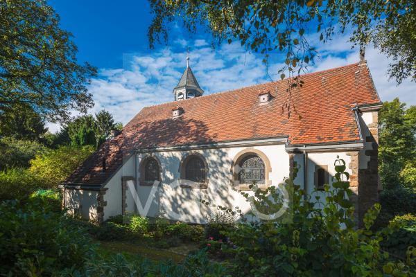 Katholische Kapelle St. Jakobus Abtskueche in Heiligenhaus, Bergisches Land, Niederbergisches Land, Nordrhein-Westfalen