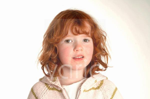 Portrait kleines Mädchen