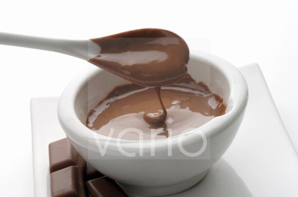 Schokoladen-Maske