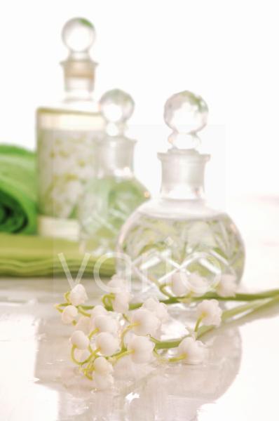 Wellness Strauß mit Kräutern und Limetten